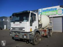 شاحنة Iveco Eurotrakker 380 اسمنت دوامة / خلاطة اسمنت مستعمل