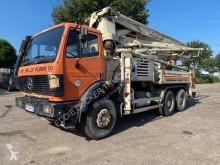 Mercedes concrete pump truck concrete truck 2629