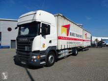Camión Scania R 450 lonas deslizantes (PLFD) usado