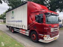 Caminhões cortinas deslizantes (plcd) Scania P 280
