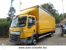 Caminhões caixa aberta com lona DAF L 250 A-Pritsche-Plane-LBW