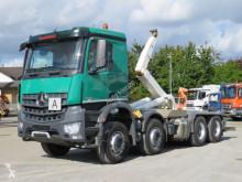 Kamion vícečetná korba Mercedes Arocs 3245 K Abrollkipper VDL Schubarm 25to