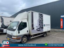 Camión furgón Mitsubishi Canter