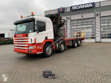 Camion Scania G 114G380 plateau standard occasion