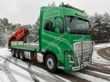 Camion cassone Volvo FH16 750