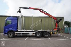 Camión caja abierta Volvo FH 460