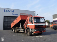 Ciężarówka DAF CF85 wywrotka używana