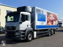 Camión frigorífico MAN TGX TGX26.440*Euro5*Carrier Supra950*Lift/lenkachse*