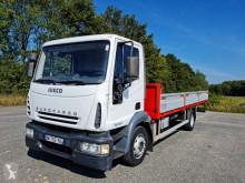 Camión caja abierta teleros Iveco Eurocargo 120 E 18