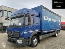 Caminhões caixa aberta com lona Mercedes Atego Atego 1530 / Ladebordwand