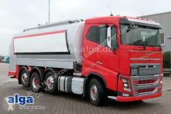Caminhões cisterna Volvo FH16 FH16 650, 25.500ltr., 4-Achser, Benzin + Diesel