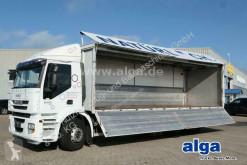 Camión Iveco AD260S33Y/FS-D 6x2, LBW 2.0to., Klima, Böse furgón transporte de bebidas usado