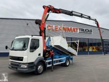 Lastbil DAF LF55 flerecontainere brugt