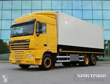 Камион DAF XF 105.460 фургон втора употреба
