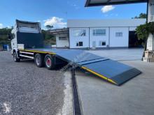 Камион превоз на строителна техника Scania L 124L