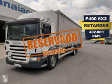 Camion rideaux coulissants (plsc) Scania P 400