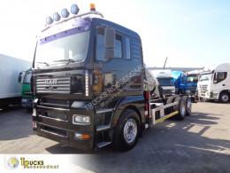 Ciężarówka MAN TGA 26.400 podwozie używana