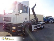 Camión MAN TGA 26.360 Gancho portacontenedor usado