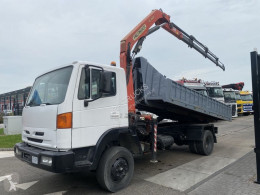 Camion Nissan Atleon benne occasion