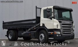Lastbil Scania P 270 3-vejs tip brugt