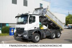 Camion tri-benne Mercedes Actros Actros 2645 6x4 BB DAUTEL-Bordmatik Retarder Eu6