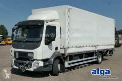 Volvo ponyvával felszerelt plató teherautó FL FL 240 4x2, 7.260mm lang, LBW, AHK, Klima, Euro6