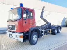 Ciężarówka Hakowiec MAN 26.272 6x4 BB 6x4 BB, Ex-Feuerwehr
