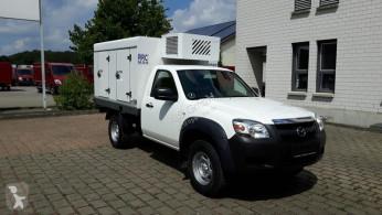 Utilitaire frigo caisse négative Mazda 4WD ColdCar Eis/Ice -33°C 2+2 Tuev 06.2023