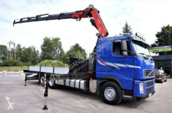 Camion Volvo FH 480 6x2 FASSI F455 XP Crane Kran plateau occasion