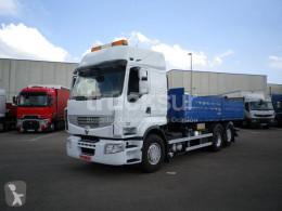 Ciężarówka Renault Premium ejes 6x2*4 Hakowiec używana
