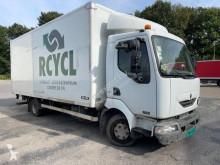 Камион фургон превоз на дрехи Renault Midlum 150