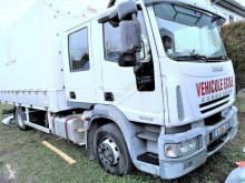 Camion Iveco Eurocargo DOUBLE CABINE 6 PLACES savoyarde occasion