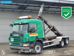 Scania billenőplató teherautó P 94