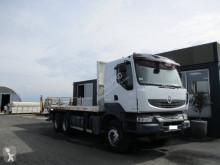 Camion plateau Renault Kerax 450 DXi