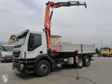 Camión volquete Iveco Stralis AD 260 S 31