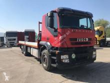 Ciężarówka Iveco Stralis AD 260 S 31 do transportu sprzętów ciężkich używana
