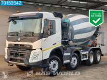 Volvo FMX 420 truck used concrete mixer