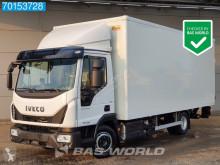 Caminhões furgão Iveco Eurocargo