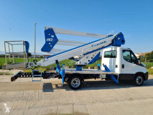 Iveco Daily 35C12 used platform commercial vehicle