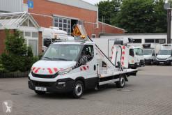 Utilitaire nacelle articulée télescopique Iveco Daily Renault Maxity 120 DXI Hubarbeitsbühne