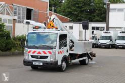 Ciężarówka zwyżka przegubowa teleskopowa Renault Maxity Renault Maxity Hubarbeitsbühne