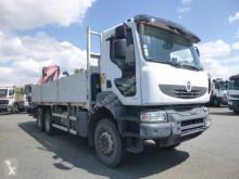 Ciężarówka Renault Kerax 430.26 DXI platforma używana