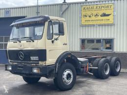 Caminhões Mercedes 2636 chassis usado