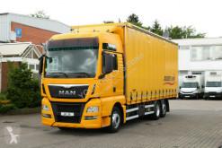 Ciężarówka MAN TGX 26.440 XXL / Jumbo Plane / Hubdach / Edscha firanka używana