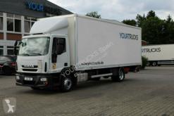Caminhões Iveco Eurocargo 120E19 E6/LBW/S.tür/Rolltor/Koffer7, furgão usado