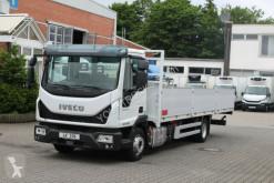 Camión caja abierta teleros Iveco Eurocargo ML120-220 E6/Pritsche 7,3m/AHK/Klima