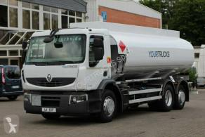 Renault tartálykocsi teherautó Premium 320 DXI Tank /18000l/5 Kammern/ADR