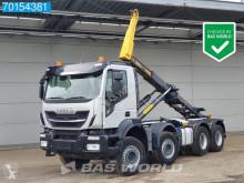 Caminhões poli-basculante Iveco X-Way 480 German Truck SteelSuspension Big-Axle Hydraulic