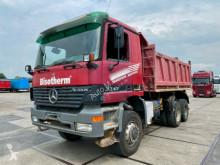 Камион самосвал Mercedes Actros Actros 3343 K 6x6 Meiller / Retarder 13T Achsen