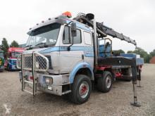 Platóoldalak plató teherautó Mercedes-Benz SK 3248 8x2 Gormach 50000 E5 Flyjib
